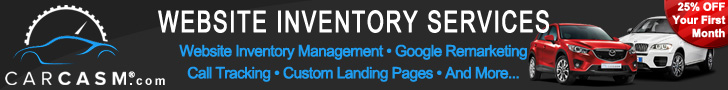 Website Inventory Services Banner
